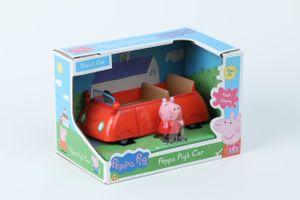 Auswahl Fahrzeuge   Peppa Wutz   Peppa Pig   Mit Figur und Zubehör, Figur:Familien Auto