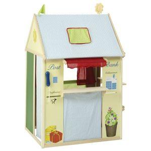 roba Playhouse, Standspielhaus, Junge/Mädchen, 3 Jahr(e), Weiß, Holz, 3 Monat( e), Holz