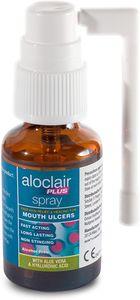 Aloclair Plus Spray Mundgeschwürbehandlung, 15 ml