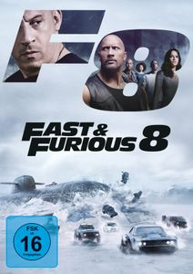Fast & Furious 8 - Digital Video Disc