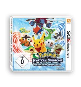 Pokemon Mystery Dungeon: Portale in die Unendl.