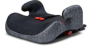 Osann Kindersitzerhöhung Hula Isofix Gruppe 3 (22-36 kg) Sitzerhöhung - Black Melange