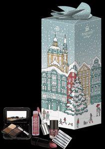 Adventskalender Beauty in the City Kosmetik Advent Boulevard de Beaute 24 tlg