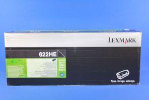 Lexmark 622HE - Hohe Ergiebigkeit - Schwarz - Original - Tonerpatrone Lexmark Corporate - für Lexmark MX710, MX711, MX810, MX811, MX812