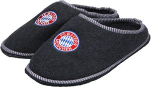 FC Bayern München Filz-Pantoffeln, Gr. 43