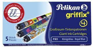 Pelikan griffix Tintenpatronen in Faltschachtel (5 Patronen)