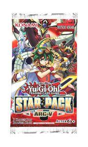 Yu-Gi-Oh ! Star Pack 2015 ARC-V 1 Booster