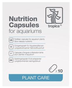 10 Tropica Düngekapseln Nutrition Capsules - Düngung für Aquarienpflanzen