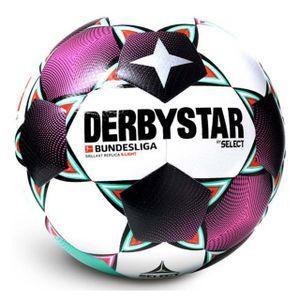 DERBYSTAR Fußball Brillant Replica S-Light Lila / Türkis / Weiß 4
