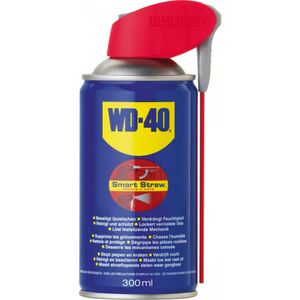 Wd40 300 ml Smart Strohhalm