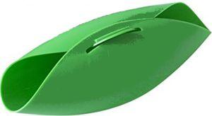 Hanseatic Consumables Flexible Silikon Brotbackform | Salatschale | Silikonschale | Dampfgaren | 26x20x10,5cm | BPA freies Lebensmittelsilikon | geschmacksneutral