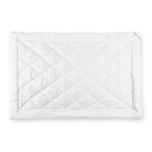 Lumaland Duo Steppdecke 200x200cm Winter Bettdecke aus 100% Polyester mit Mikrofaserfüllung