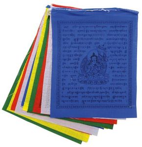 Traditionelle tibetische Gebetsfahne MS