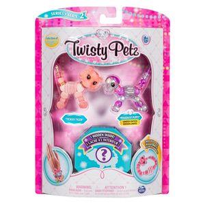 Amigo Twisty Petz 3 Stück in einer Packung sortiert für Kinder
