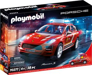 Playmobil 70277 City Action Porsche Macan S der Feuerwehr