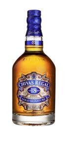 Chivas Regal 18 Jahre Blended Scotch Whisky 0,7l 700ml 40%