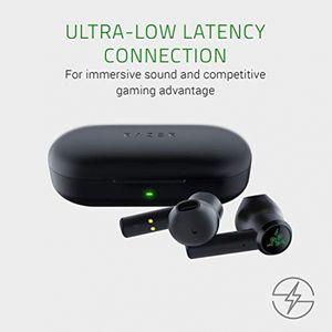 Razer Hammerhead True Wireless - Kopfhörer - Eingebaut - im Ohr - Anrufe & Musik - Schwarz - Binaural