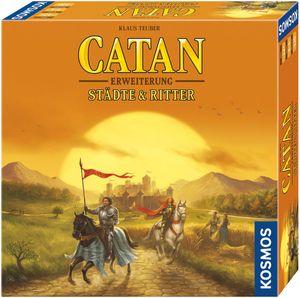 Catan - Erweiterung Städte & Ritter