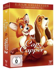 Cap und Capper 1+2, Doppelpack DVD