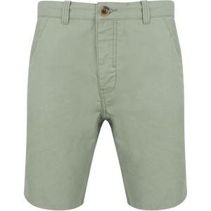 TOKYO LAUNDRY Herren Chino Shorts Grün