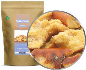 Honey Mustard & Onion - Gebäck mit Honig Senf und Zwiebel - ZIP Beutel 300g