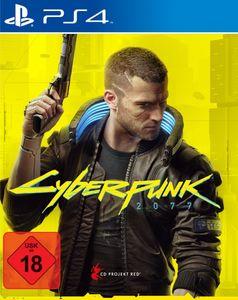 CYBERPUNK 2077 (Day 1 Edition) - Konsole PS4