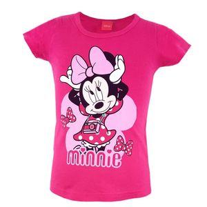 Disney Minnie Mouse T-Shirt Pink - Größe 116