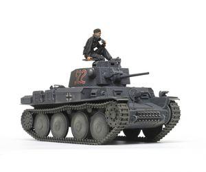 Tamiya Military 1:35 Deutscher Panzerkampfwagen 38t Auführung E/F