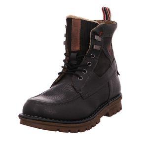 bugatti PHANTOM - Herren Schnürschuhe Boots - 321-34950-2269 -1010-black-black, Größe:43 EU