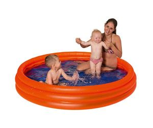Planschbecken / Uni 3-Ring-Pool Ø ca. 175cm Happy People 77713