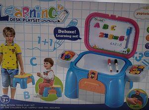 Lernspielzeug mit magnetischem Zeichenbrett