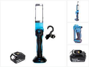 Makita DML 801 G1 Akku Lampe 14,4 - 18 V + 1x Akku 6,0 Ah - ohne Ladegerät