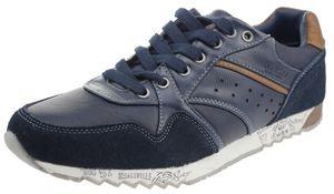 His 605067 Sneaker blau, Groesse:42.0