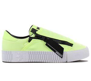 adidas Originals Sambarose Zip W - Damen Schuhe Gelb EE5089 , Größe: EU 37 1/3 UK 4.5