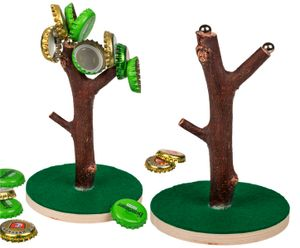 Magnetischer Kronkorkensammler Baum