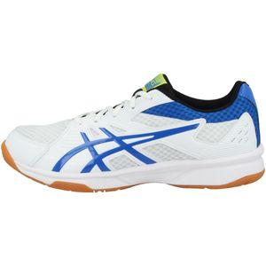 Asics Upcourt 3 White/Electric Blue 46