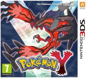 Nintendo Pokémon Y, 3DS, Nintendo 3DS, Abenteuer, E (Jeder)