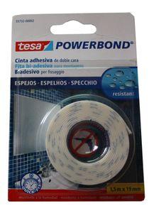 tesa 55732 Powerbond doppelseitig 1,5mx19mm stark Montageband Klebeband Band