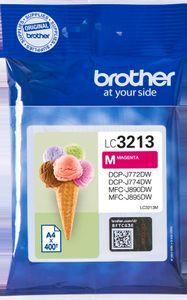 Brother LC-3213M - Original - Tinte auf Pigmentbasis - Magenta - Brother - DCP-J772DW DCP-J774DW MCF-J890DW MCF-J895DW - Tintenstrahldrucker