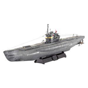 modell-U-Boot Typ VII C/41 47 cm 107-teilig