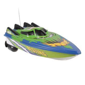 RC Boat Hochgeschwindigkeits-Boot, ferngesteuertes Spielzeug für Kinder und Anfänger , ferngesteuertes Boot für Seen und Pools