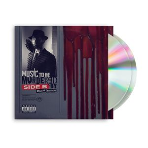 Eminem - Music To Be Murdered By-Side B (Deluxe Edt.) - CD