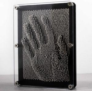 Darmowade- 3D Nagelbild Pinart Pinpressions Nagelspiel Nagelbrett Pinpressions Deko 20*15*4.5CM