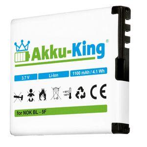 Akku kompatibel mit GPS-Tracker TK102-2 V14 - Li-Ion 1100mAh