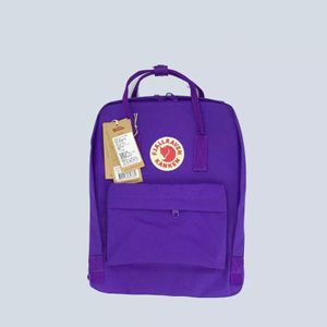 7L Mini Rucksack Reiserucksack FJallraven Mode Freizeit Violett