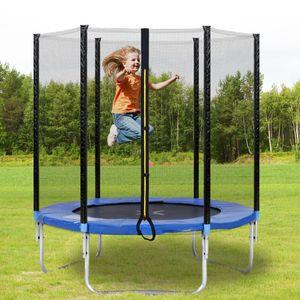 Gartentrampolin Outdoor Trampolin Kindertrampolin Outdoor-Trampolin-Kinder-Trampolin-Garten-Trampolin