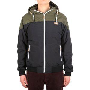 Iriedaily Herren Jacke Insulaner Jacket , Größe:XXL, Farben:black