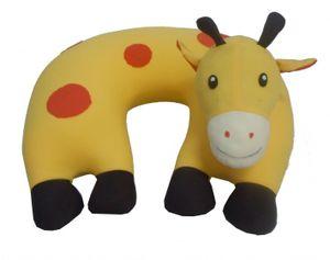 CuddleBug Unisex Nackenhörnchen U Kids Travelpillow Giraffe