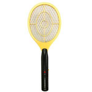 Elektrische Fliegenklatsche 46cm | Fliegenfänger Insektenvernichter Mückenklatsche | Elektronische Insektenfalle Insektenschutz