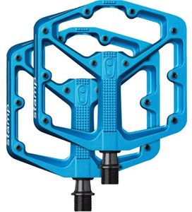 Crankbrothers Stamp 7 Pedale Large electric blue